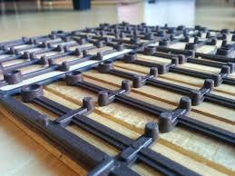 rubber decking tile top