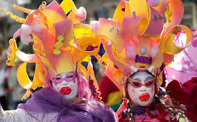For Jews in the Netherlands, Catholic <b>Carnival</b> feels like 'hardcore ...