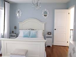 elegant french furniture in contemporary bedroom blue and white furniture