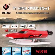 Original <b>Wltoys</b> WL915 2.4G 2CH RC Boat High Speed 45km/h ...