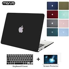 2019 <b>Newest MOSISO Crystal</b><b>Matte</b> Case For MacBook Air 13 Pro ...