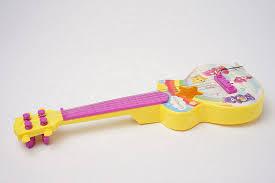 """Гитара с медиатором """"<b>Care Bears</b>. Заботливые мишки"""", 2 предмета"""