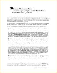 letter of recommendation example for graduate school quote 10 letter of recommendation example for graduate school