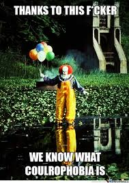 Pennywise Memes. Best Collection of Funny Pennywise Pictures via Relatably.com