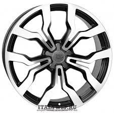 <b>WSP Italy</b> (Replica) W565 MEDEA dull black polished