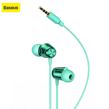 <b>Baseus H13</b> Wired Earphones with Microphone Bass Headset In ...