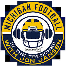 Michigan Football – In the Trenches with Jon Jansen | Listen via ...