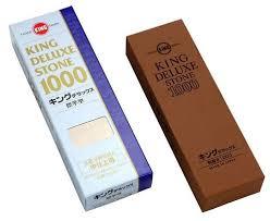 Купить <b>Точильный камень</b> KING <b>Deluxe Stone</b> #1000 <b>водный</b> ...