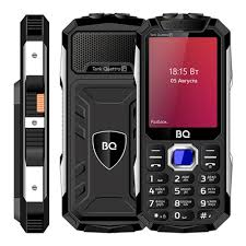 Мобильный <b>телефон BQ 2817</b> Tank Quattro Power Black — купить ...