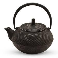Black Arare <b>Cast Iron</b> Teapot | Korin <b>Japanese</b> Trading