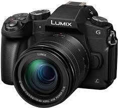 Беззеркальный <b>фотоаппарат Panasonic Lumix DMC-G80</b> Kit 12 ...