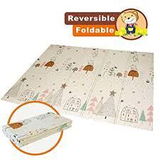 Baby Folding mat Play mat Extra Large Foam playmat ... - Amazon.com
