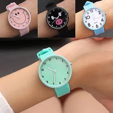 <b>Silicone Ladies Fashion</b> Quartz Wrist <b>watch</b> - xpesos