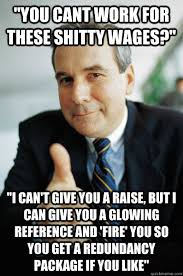 Good Guy Boss memes | quickmeme via Relatably.com