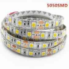 <b>DC12V 1/2/3</b>/4/<b>5M</b> 5050 SMD <b>RGB LED</b> Strip Light Waterproof Led ...