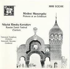 <b>Modest Mussorgsky</b>, Nikolai <b>Rimsky</b>-<b>Korsakov</b>, Vancouver ...