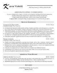 example administrative assistant resume administrative assistant sample resume of executive assistant