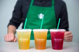 National Iced Tea Day Deals at Starbucks and Teavana | Starbucks ...