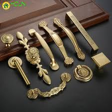 2019 High Quality <b>Chinese Antique</b> Brass <b>Gold</b> Handle European ...