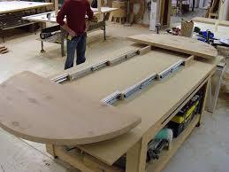 dining table leaf hardware: alder extension table  dscna alder extension table