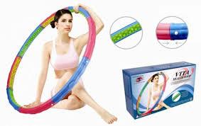 <b>Массажный обруч ХулаХуп Health</b> Hoop VITA PHV35000W 2 5Kg ...