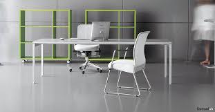 long office desk. frameworklight white long office desk