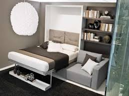 space living ideas ikea:  stylish murphy bed with sofa small rooms ideas small space living room and living spaces bedroom