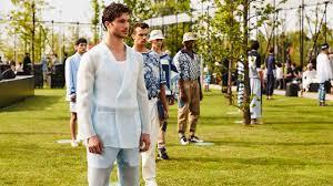 #DGParcoDeiPrincipi Spring-<b>Summer</b> 2021 <b>Men's Fashion</b> Show ...