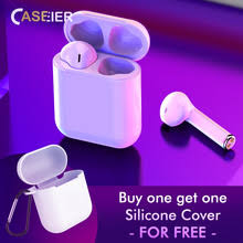 <b>CASEIER New I9S</b> TWS Mini Wireless Bluetooth Earpiece Headsets ...