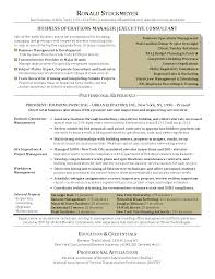 sample resumes for operations manager sample customer service resume sample resumes for operations manager operations manager sample resume career faqs business management executive resume sample