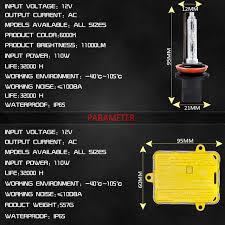Online Shop LSLIGHT Car Xenon Headlight Kit <b>h1</b> H7 H11 h8 9005 ...