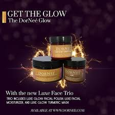 <b>Luxe Face</b> Trio - DorNee Natural Body <b>Luxuries</b>