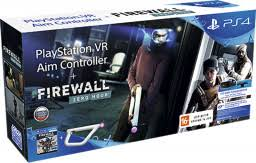 <b>Контроллер прицеливания</b> PS VR + игра Firewall Zero Hour ...