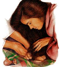 فعَبِقَ البَيتُ بِالطِّيب