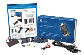 <b>Solar</b>-<b>Powered Bluetooth</b> Low Energy IoT Device Development Kit ...