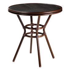 <b>Стол Патонг Glass</b> Rattan коричневого цвета — купить по цене ...