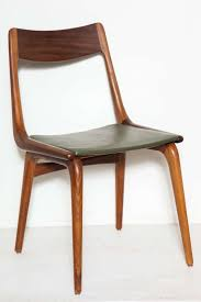 Erik Christensen Boomerang <b>Dining Chairs</b> Set of <b>6</b> 2