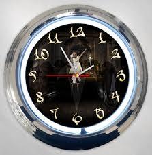 QUEENSRYCHE - <b>Queensryche</b> - <b>Condition Human</b> Neon Clock ...