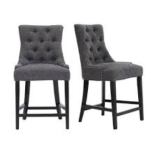 <b>Solid</b> Wood - <b>Bar Stools</b> - Kitchen & Dining Room Furniture - The ...