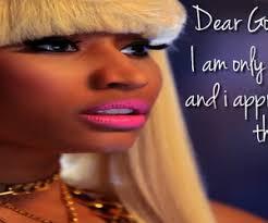 Nicki Minaj Quotes by Jackieuribe21 on We Heart It via Relatably.com