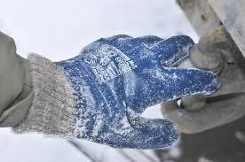 Уникальные <b>перчатки для</b> работы в сильный мороз «Арктика №3 ...