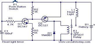 timer circuit diagram relay timer image timer switch circuit diagram the wiring diagram on timer circuit diagram relay