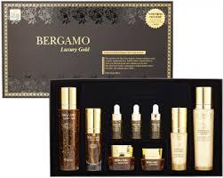 <b>Набор</b> средств <b>Bergamo Luxury Gold</b> Set для интенсивного ...