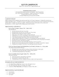 resume for outside s professional