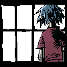 gorillaz feel good inc bit cover page by morganyoung on gorillaz feel good inc 16 bit cover page by morganyoung