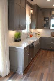 gel stain kitchen cabinets: gray kitchen cabinets gel stain avail in gray i think stain would be