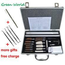 <b>Универсальный набор инструментов</b> для чистки ружей Green ...