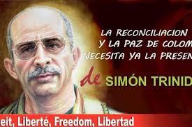 Resultado de imagen para simon trinidad libertad