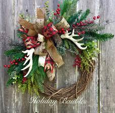 diy country christmas wreaths