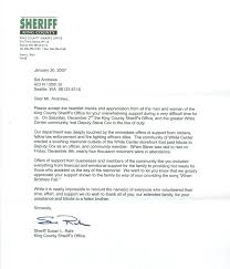 sample thank you letter to fire department thank you letter  ccfr